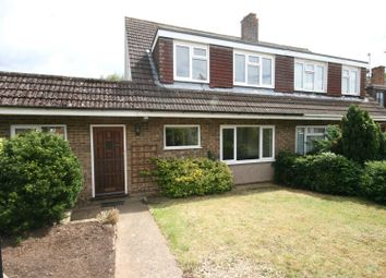 Thumbnail 3 bedroom semi-detached house to rent in Orlando Close, Hitchin