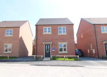 Thumbnail 3 bedroom detached house for sale in Swift Way, Castleford, West Yorkshire