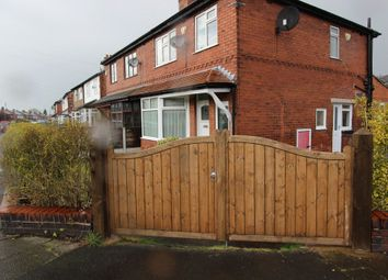 Thumbnail 3 bed semi-detached house to rent in Egerton Road South, Chorlton Cum Hardy, Manchester