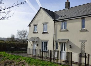 Thumbnail 3 bed end terrace house for sale in Stroud Way, Weston-Super-Mare