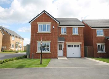 Thumbnail 4 bed detached house for sale in Clement Way, Willington, Crook