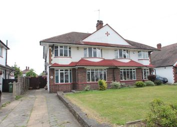 Thumbnail 5 bed semi-detached house for sale in Willersley Avenue, Sidcup