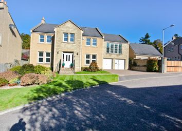 Thumbnail 6 bed detached house for sale in Leslie Mains, Leslie, Glenrothes