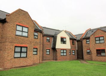 Thumbnail 1 bed flat for sale in Sanders Road, Canvey Island