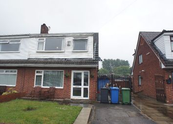Thumbnail 3 bed semi-detached house for sale in Acacia Avenue, Woolston, Warrington