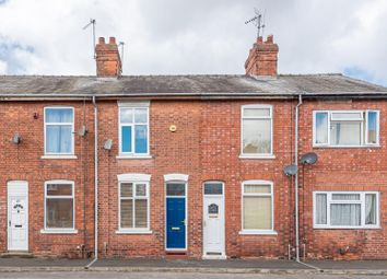 2 bed terraced house for sale in Yearsley Crescent, York YO31