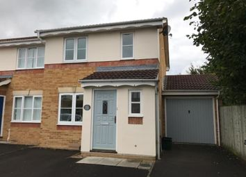 Thumbnail 3 bed semi-detached house to rent in Eaton Crescent, Taunton, Somerset