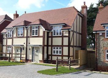 Thumbnail 3 bed semi-detached house for sale in Eden Hall, Stick Hill, Edenbridge
