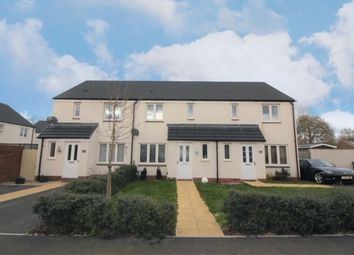 Thumbnail 3 bed terraced house for sale in Cranbrook, Exeter