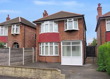 Thumbnail 3 bed detached house to rent in Ranelagh Grove, Wollaton