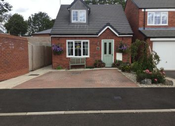 Thumbnail 2 bed bungalow for sale in Tempest Drive, Penkridge, Stafford