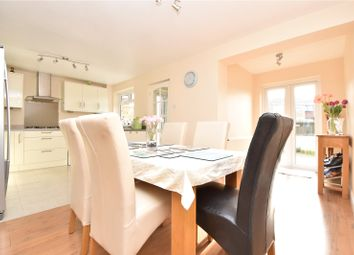 Thumbnail 3 bed terraced house for sale in Irving Walk, Swanscombe, Kent