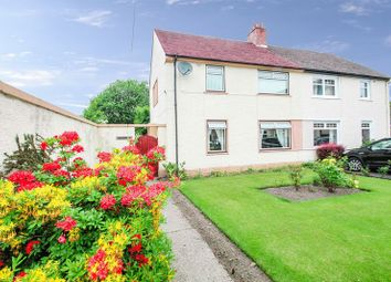 Thumbnail 3 bed semi-detached house for sale in Hilton Crescent, Alloa