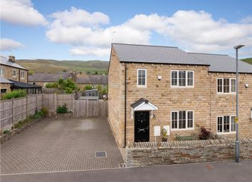 Thumbnail 2 bed semi-detached house for sale in Austwick Close, Settle, North Yorkshire
