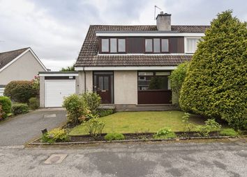 Thumbnail 3 bedroom semi-detached house for sale in Woodend Crescent, Aberdeen, Aberdeenshire