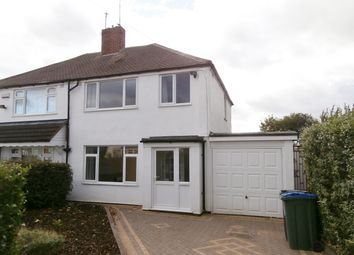 Thumbnail 3 bed semi-detached house to rent in Green Lane, Great Barr, Birmingham