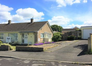 Thumbnail 2 bed semi-detached bungalow for sale in High Meadows, Midsomer Norton, Radstock