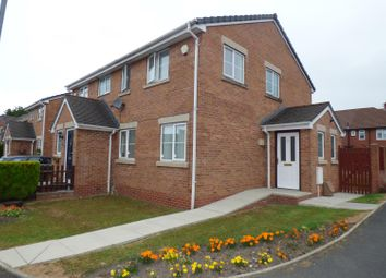 Thumbnail 3 bed semi-detached house for sale in Hayling Close, Bury