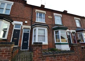 Thumbnail 3 bed terraced house for sale in Welford Road, Knighton Fields, Leicester