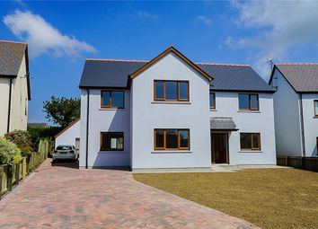 Thumbnail 4 bed detached house for sale in Plot 1A, Maes Ffynnon, Roch, Haverfordwest