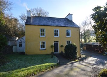 Thumbnail 4 bed detached house for sale in St. Dogmaels, Cardigan