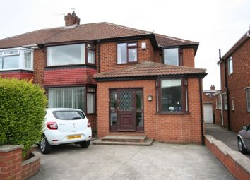 Thumbnail 4 bedroom semi-detached house for sale in The Oval, Middlesbrough