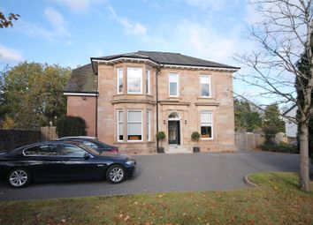 Thumbnail 3 bed flat for sale in Wellhall Road, Hamilton