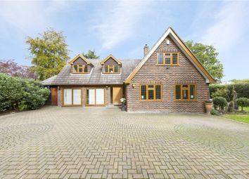 Thumbnail Detached house for sale in Mill Lane, Little Baddow, Chelmsford, Essex