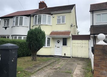 Thumbnail 3 bed semi-detached house to rent in Marsh Lane, Wolverhampton