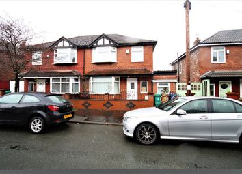 Thumbnail 3 bed semi-detached house for sale in Duncan Road, Longsight, Manchester