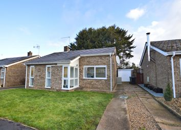 Thumbnail 2 bed detached bungalow to rent in Old Vicarage Park, Narborough, King's Lynn