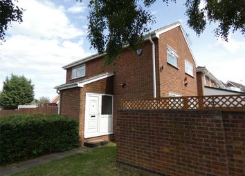 Thumbnail 3 bed detached house for sale in Owl End Walk, Yaxley, Peterborough, Cambridgeshire