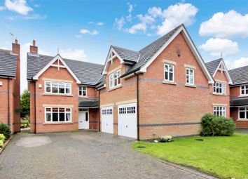 Thumbnail 5 bed detached house for sale in Mount Vernon Park, Retford
