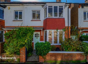 Thumbnail 3 bed semi-detached house for sale in Lorna Road, Hove, Lorna Road, Hove