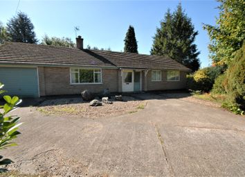 Thumbnail 3 bed bungalow for sale in Willesley Road, Ashby-De-La-Zouch