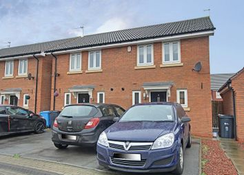 Thumbnail 3 bed semi-detached house for sale in Barnard Park, Kingswood, Hull