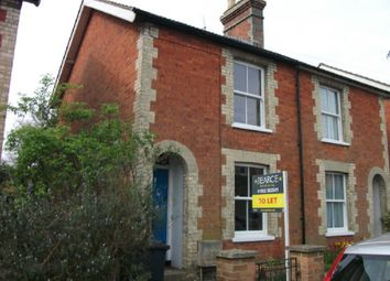 Thumbnail 3 bed detached house to rent in Church Road, Bagshot