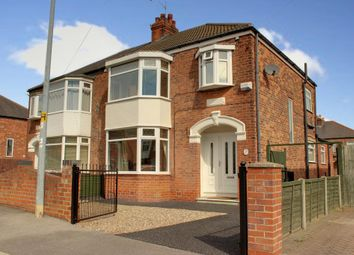 Thumbnail 3 bedroom semi-detached house for sale in Silverdale Road, Hull