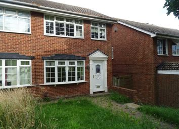 Thumbnail 3 bed semi-detached house to rent in Muirfield Walk, Hartlepool