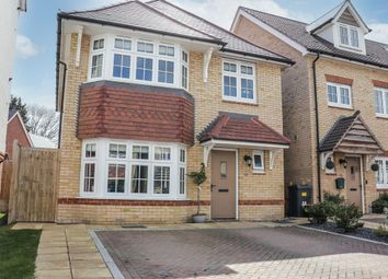 Thomas Road, Aylesford ME20. 4 bed detached house for sale
