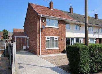 Thumbnail 3 bed end terrace house for sale in Selkirk Road, Doncaster