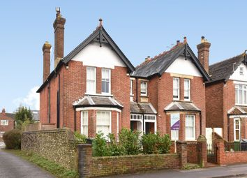 Thumbnail 4 bed semi-detached house for sale in Station Road, Petersfield