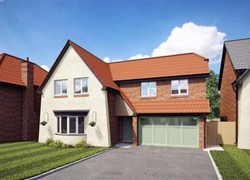 Thumbnail 5 bed property for sale in The Frobisher, Ratten Lane, Preston