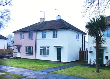 Thumbnail 2 bed semi-detached house to rent in Blenheim Chase, Leigh-On-Sea