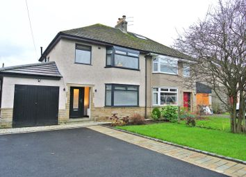 Thumbnail 3 bed semi-detached house for sale in Lentworth Drive, Lancaster