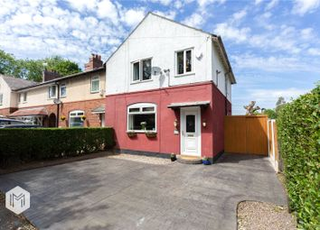 Thumbnail 3 bed end terrace house for sale in Central Avenue, Farnworth, Bolton, Greater Manchester