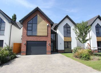 Thumbnail 4 bed detached house for sale in Riverside View, Warsop, Mansfield, Nottinghamshire