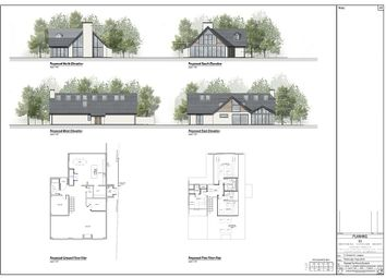 Thumbnail 4 bed detached house for sale in Kingsley Wood Road, Cannock Forest, Staffordshire