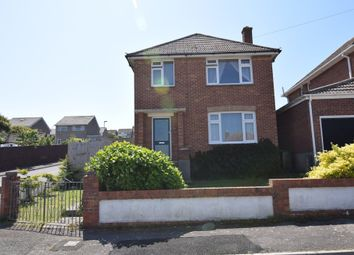 Thumbnail 3 bedroom detached house for sale in Freemantle Road, Weymouth