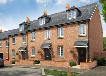 "Thumbnail 3 bed terraced house for sale in ""Nugent"" at Great Denham, Bedford"